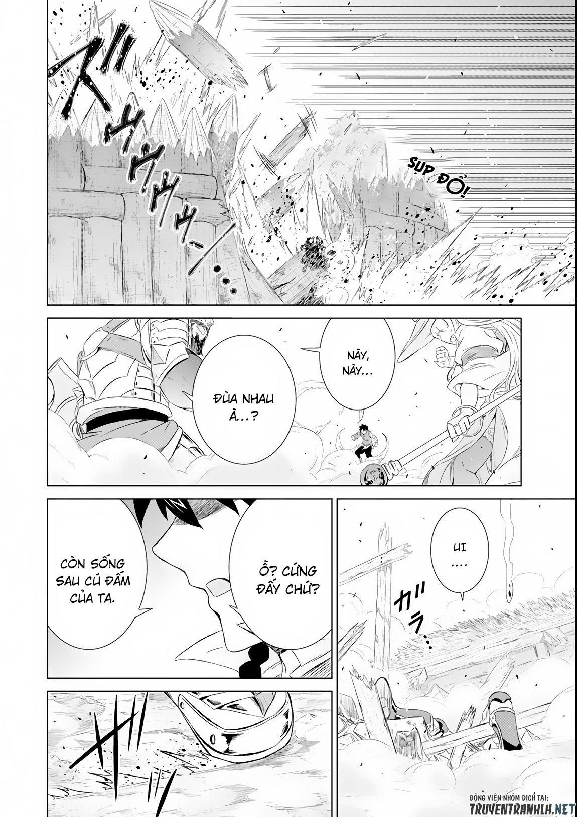 Sekai de tadahitori no mamono tsukai ~ Tenshoku shitara maou ni machigawa remashita Chương 8 - truyentranhlh.net